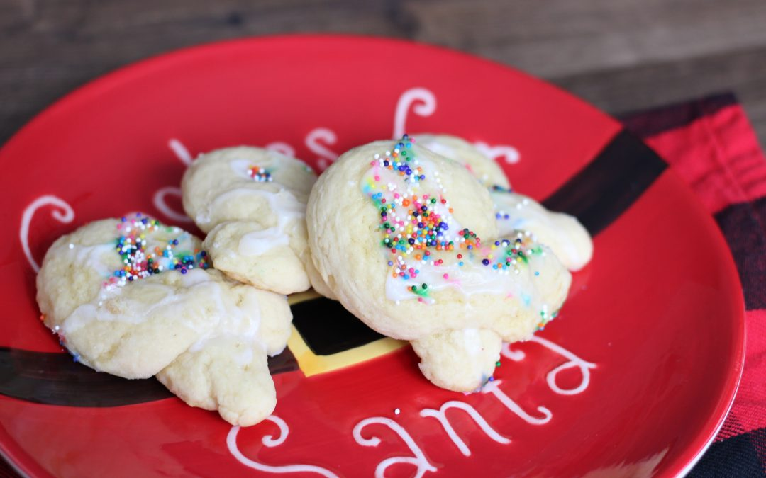 Day 3: Italian Cookies