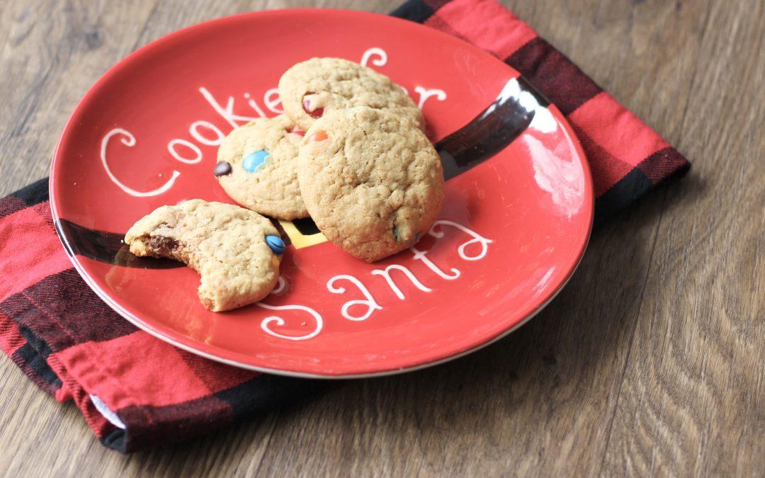 Day 10:  Monster Cookies